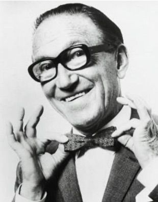Arthur Askey CBE