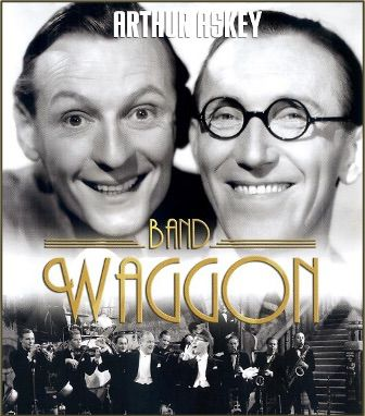 "Poster for the film ""Band Waggon"""
