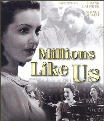 Millions Like Us - Film Poster