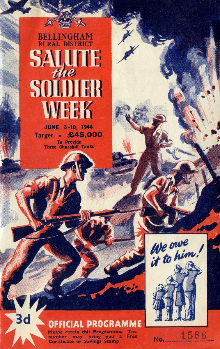 """BELLINGHAM """"DOES IT'S BIT"""" FOR THE WAR EFFORT"""