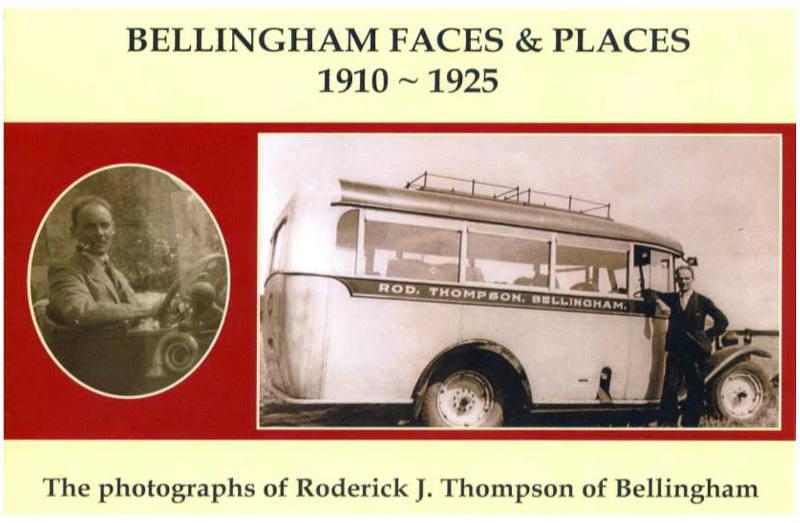 Bellingham Faces & Places 1910 ~ 1925 Book Cover