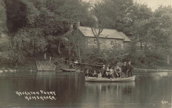 Houghton Ferry, Humshaugh