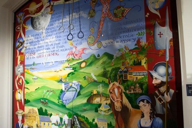 Northumberland Mural