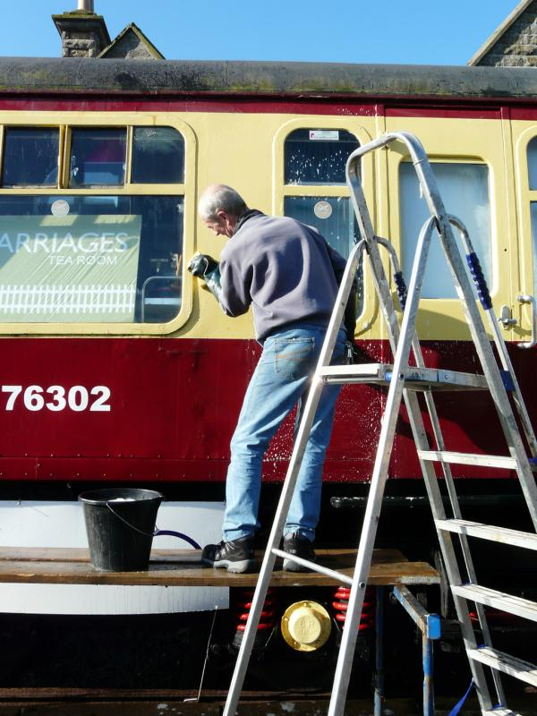Maintenance of the Carriages